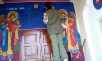 Sfinții Arhangheli Mihail și Gavril