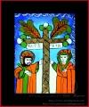 Sfinții împărați Costantin și Elena
