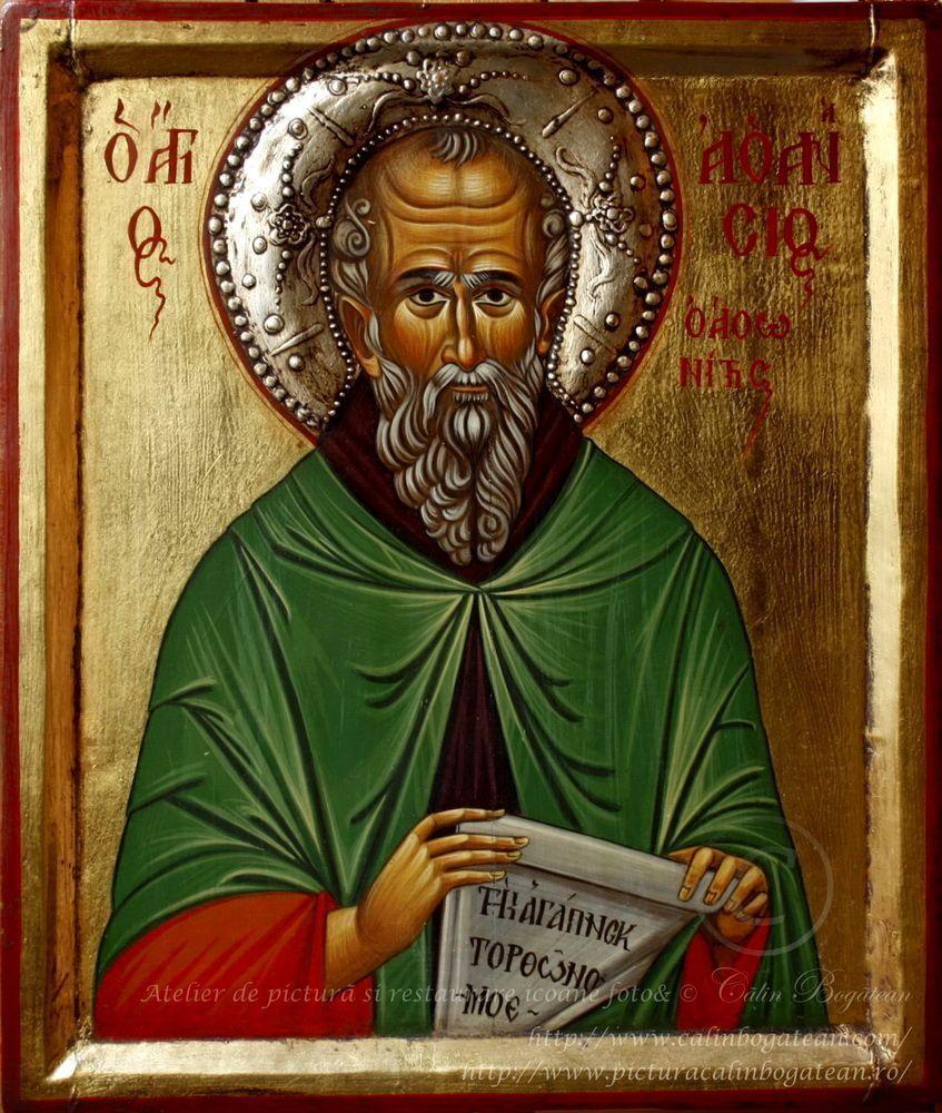 Sfântul Atanasie Atonitul