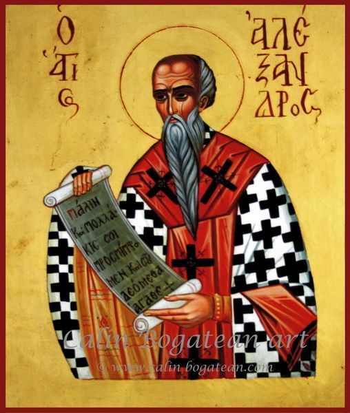 Sfântul Ierarh Alexandru