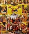 Viața Sfântului Spiridon icoană împărătească