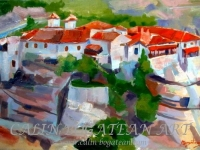 Marele Meteore mănăstirea Meteora