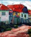 Satul mureșean uliță