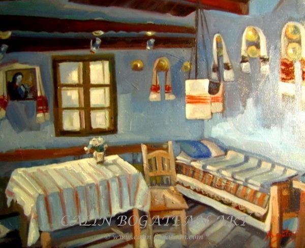 Interior românesc