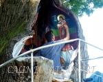 pictură monumentală sfinți
