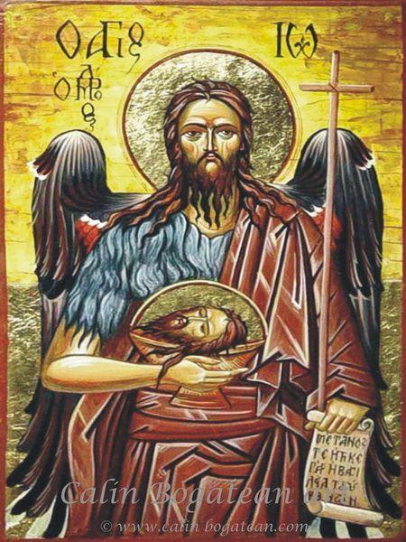 Sfântul Prooroc ioan Botezătorul