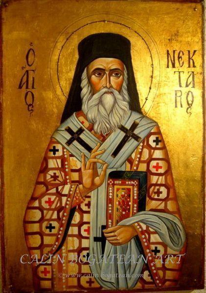 Sfântul Ierarh Nectarie2