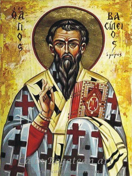 Sfântul Ierarh Vasile cel Mare