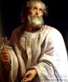 Reproducere tablou Sfântul Petru pictură haine