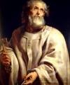Reproducere tablou Sfântul Petru finisare