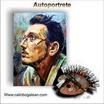 Autoportrete picturi în ulei pe pânză