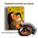 Comenzi portrete în ulei