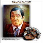 Galerie portrete pictură în ulei pe pânză