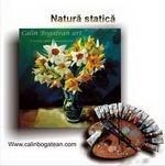 Natură statică pictură tablouri în ulei pe pânză de vânzare/comandă
