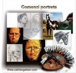 Comenzi portrete pictură şi grafică portrete