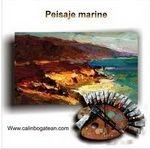 Peisaje marine pictură în ulei pe pânză