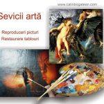 Servicii de pictură reproduceri picturi restaurare lucrări de artă