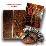 Galerie restaurare icoane
