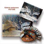 Galerie restaurare picturi
