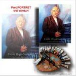 Preț portret trei sferturi