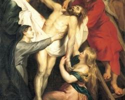 Coborârea de pe cruce
