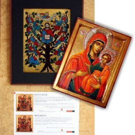 Expoziție de icoane la Gyula Ungaria