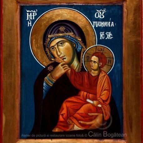 Icoana Maicii Domnului Paramythia