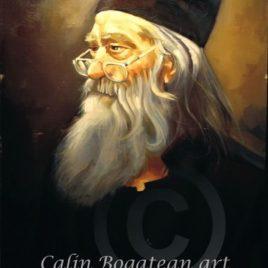 Părintele Iustin Pârvu