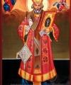 Sfântul Nicolae de la mănăstirea Căldărușani
