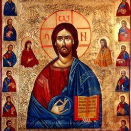 Deisis Iisus Hristos