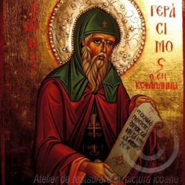 Sfântul Gherasim din Kefalonia